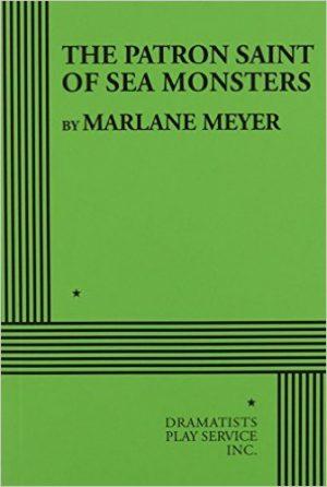 Patron Saint of Sea Monster cover
